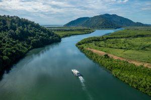2021 CTC - Frankland island River